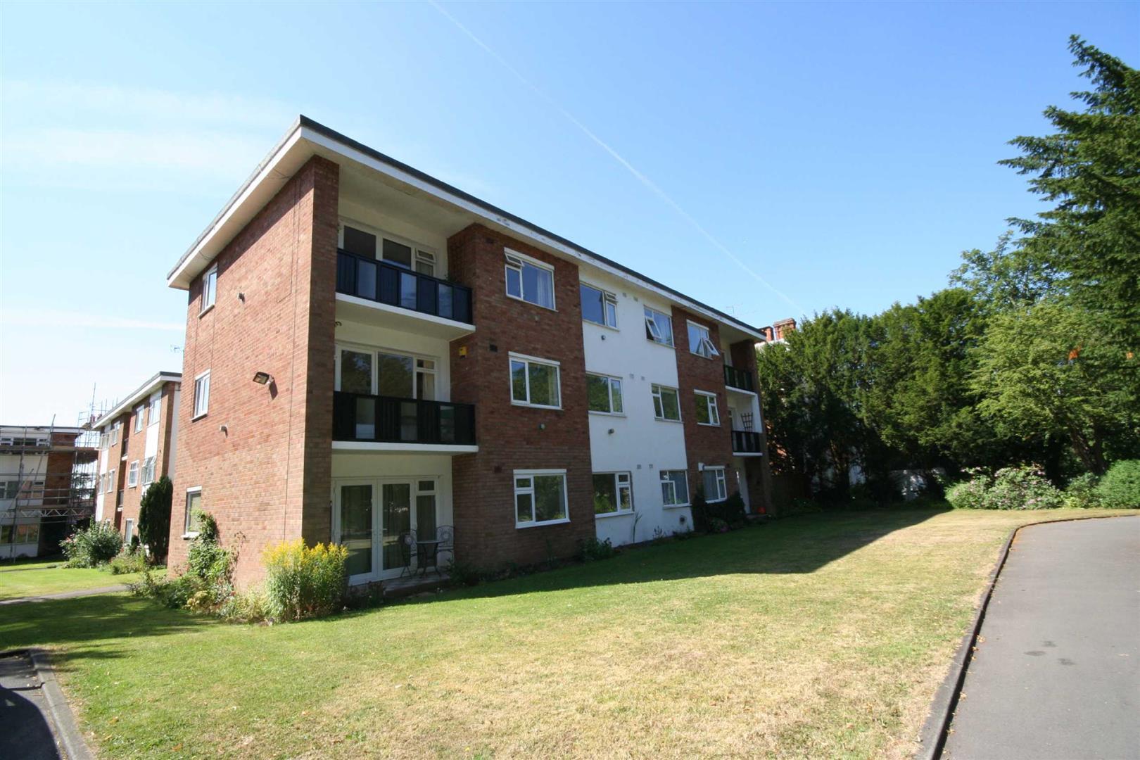 Hanover Gardens, Leamington Spa, CV32